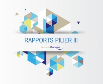 Rapports pilier III